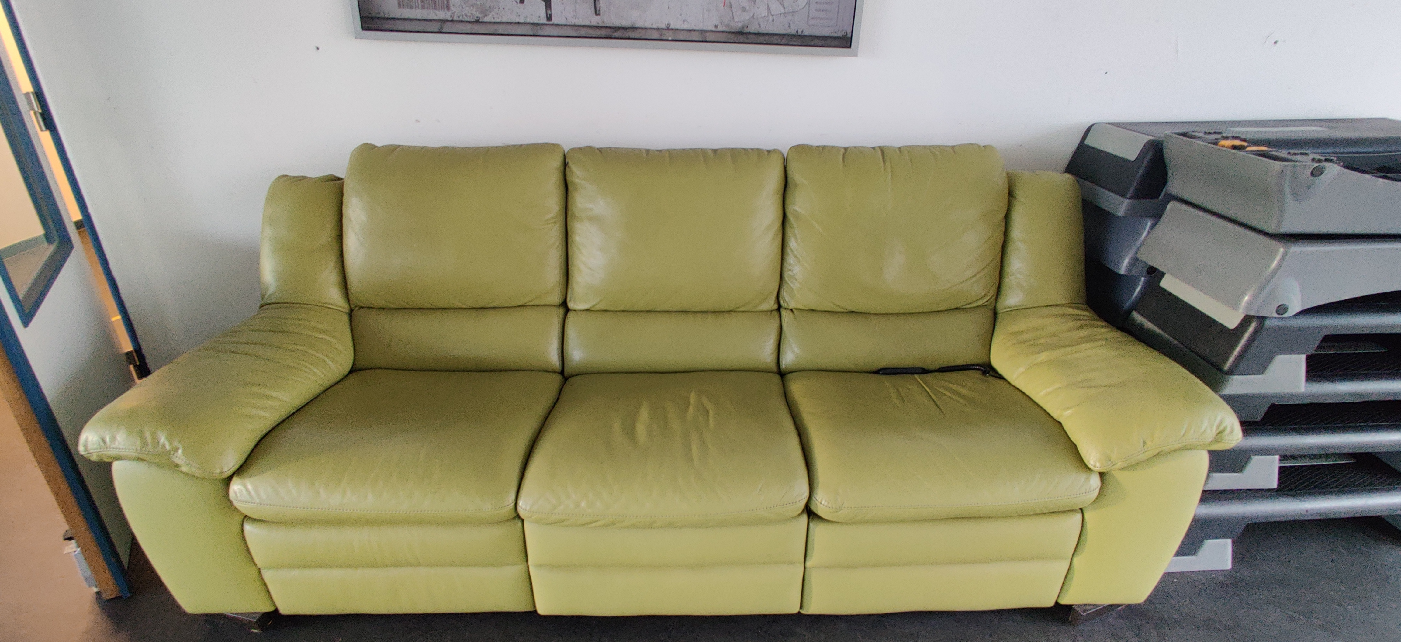 groene zetel
